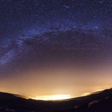 Arco de la Vía Láctea