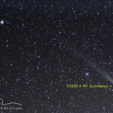 Cometa C/2013 R1 (Lovejoy)