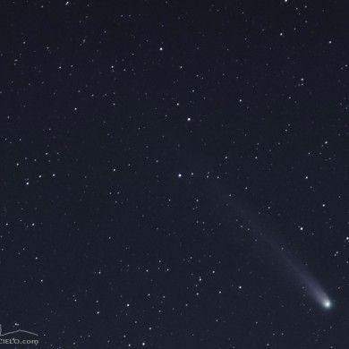 Cometa C/2013 R1 Lovejoy el 21/12/2013