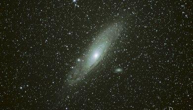 M31 Galaxia de Andrómeda