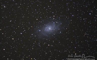 Galaxia del Triángulo M33