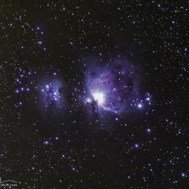 M42, Gran Nebulosa de Orión