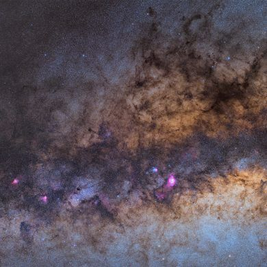 Centro de la Vía Láctea