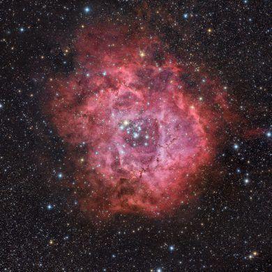 Nebulosa Roseta NGC 2237