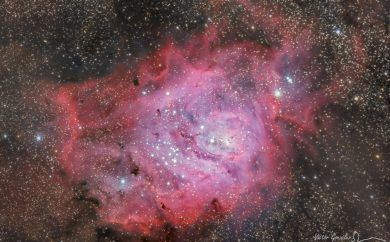 Nebulosa Laguna, M8